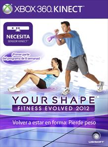 Volver a estar en forma: Pierde peso - Your Shape™ Fitness Evolved 2012