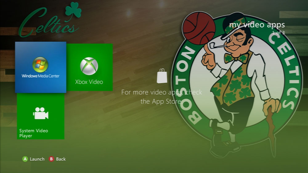 Image from NBA: Celtics Game Time
