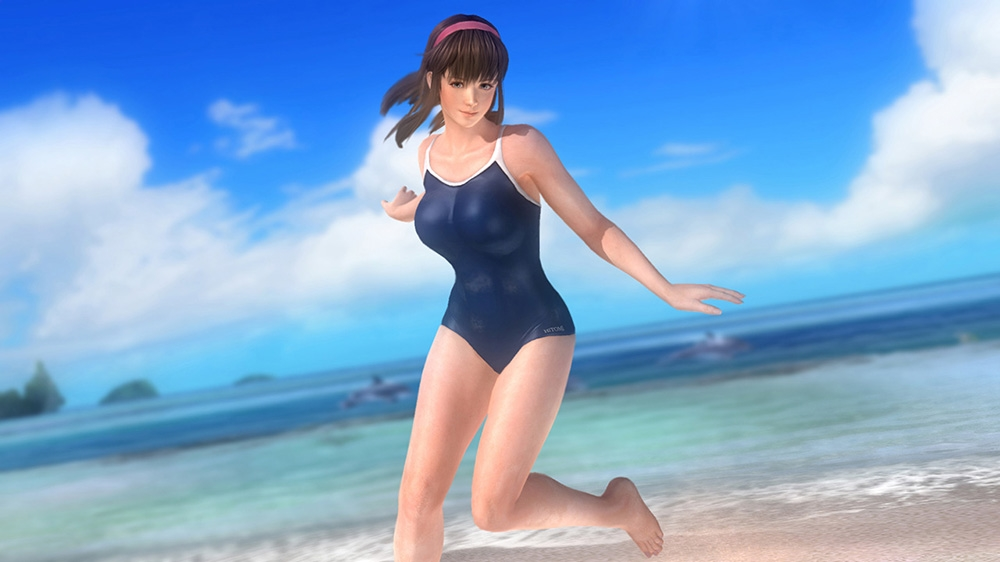 Image from Dead or Alive 5 Ultimate Hitomi's Private Paradise