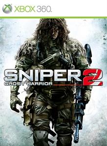 Sniper Ghost Warrior 2 - Gold