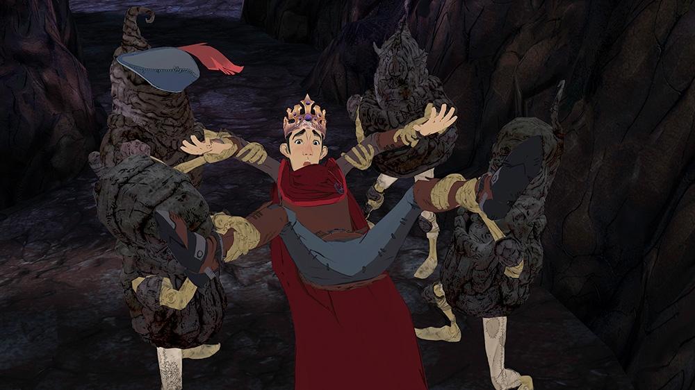 Bild von King's Quest - Kapitel 2: Stein oder nicht Stein