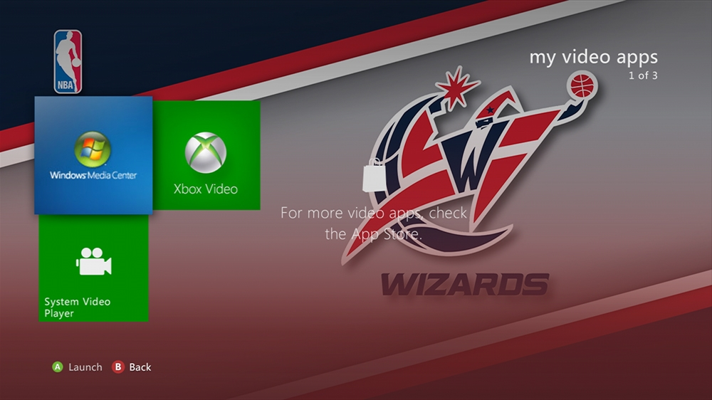 Image from NBA - Wizards Highlight Theme