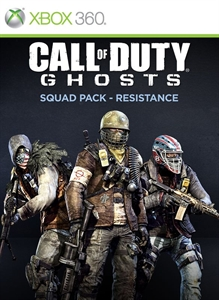 Call of Duty®: Ghosts - Pack Escouade - Résistance