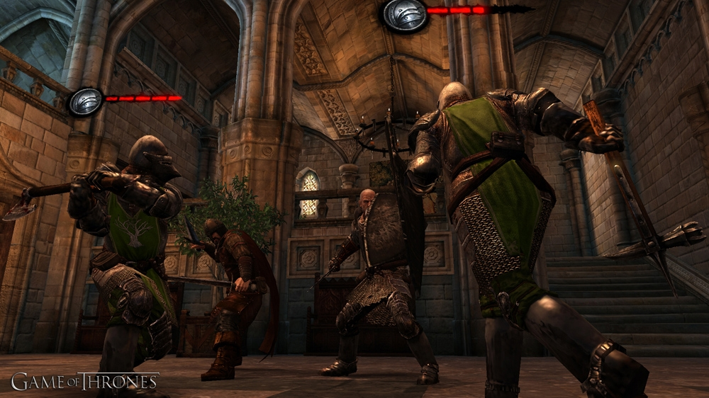 Image from GAME OF THRONES: COMBAT SYSTEM