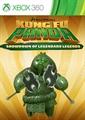Kung Fu Panda Skin: Mestre Urso Jombie