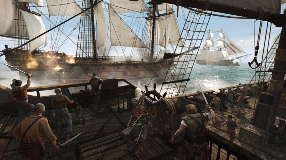 Image de AC4BF | Trailer de gameplay E3