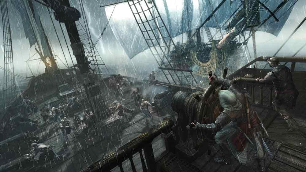 Imagen de AC4BF | Tráiler de juego E3