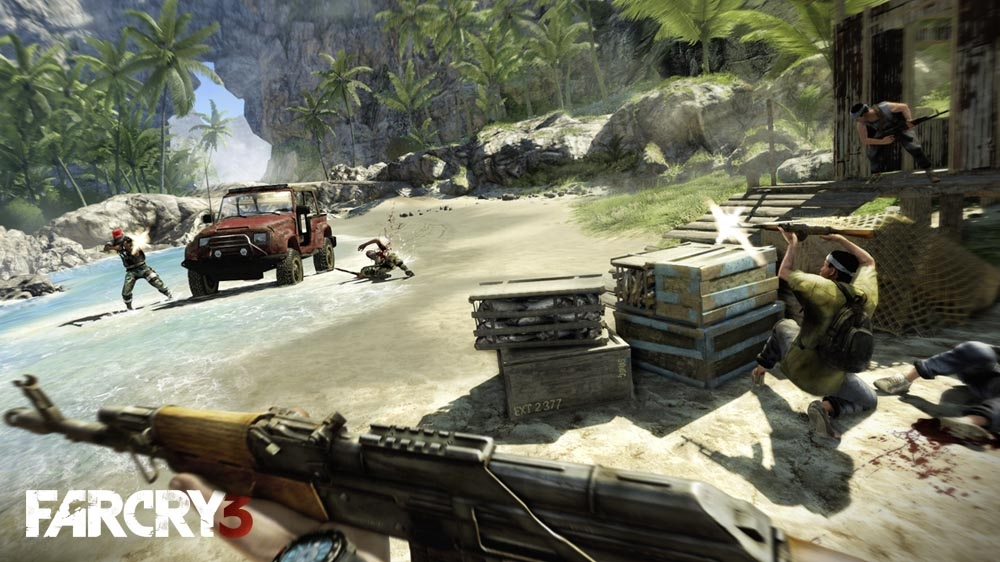 Image from Far Cry 3 - Stranded Trailer