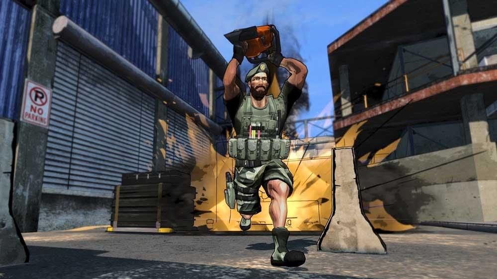 Image de Special Forces: Team X - Bande-annonce en avant-première