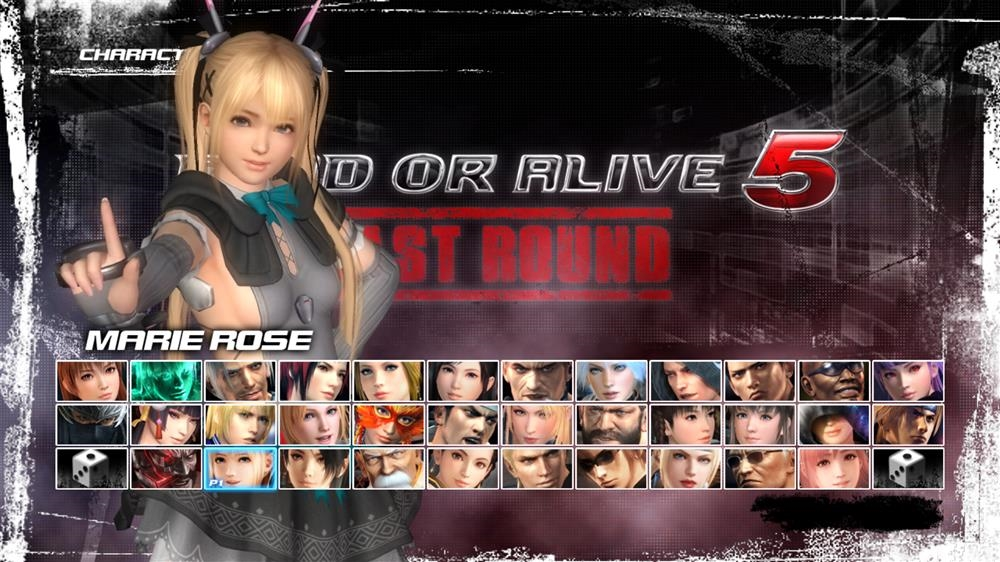 Image from DOA5LR Costume by Tamiki Wakaki - Marie Rose