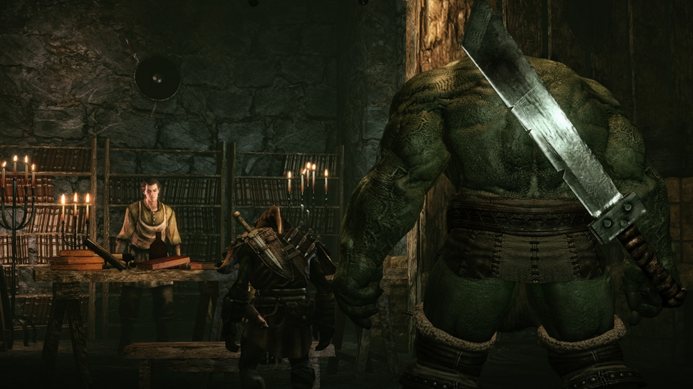 Image from OF ORCS AND MEN: SUMMER TRAILER