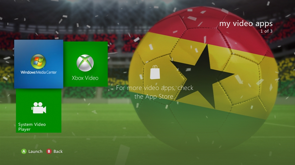 Imagen de World of Football - Ghana Theme