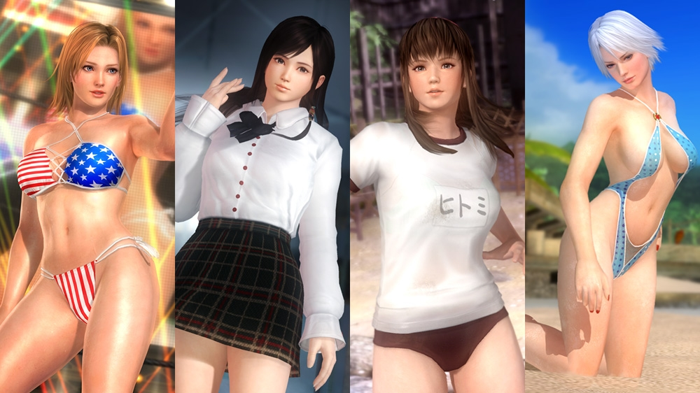 Image from Complete DOA5 Costumes