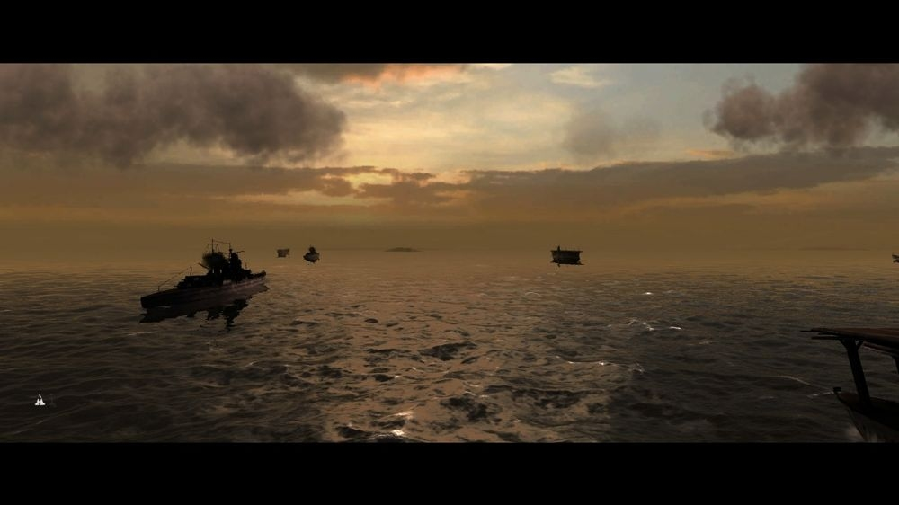 Image from Air Conflicts: Pacific Carriers - Game Trailer 02