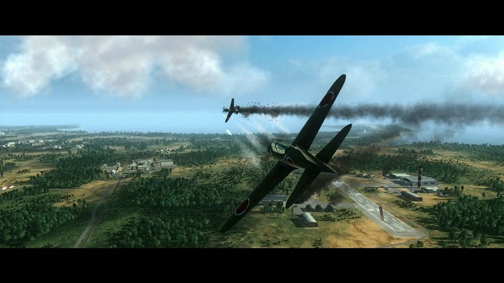 Immagine da Air Conflicts: Pacific Carriers - Game Trailer 02