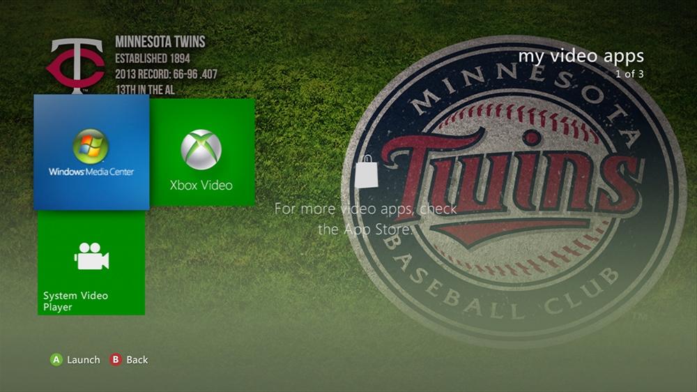 Image de MLB - Twins Dugout Theme