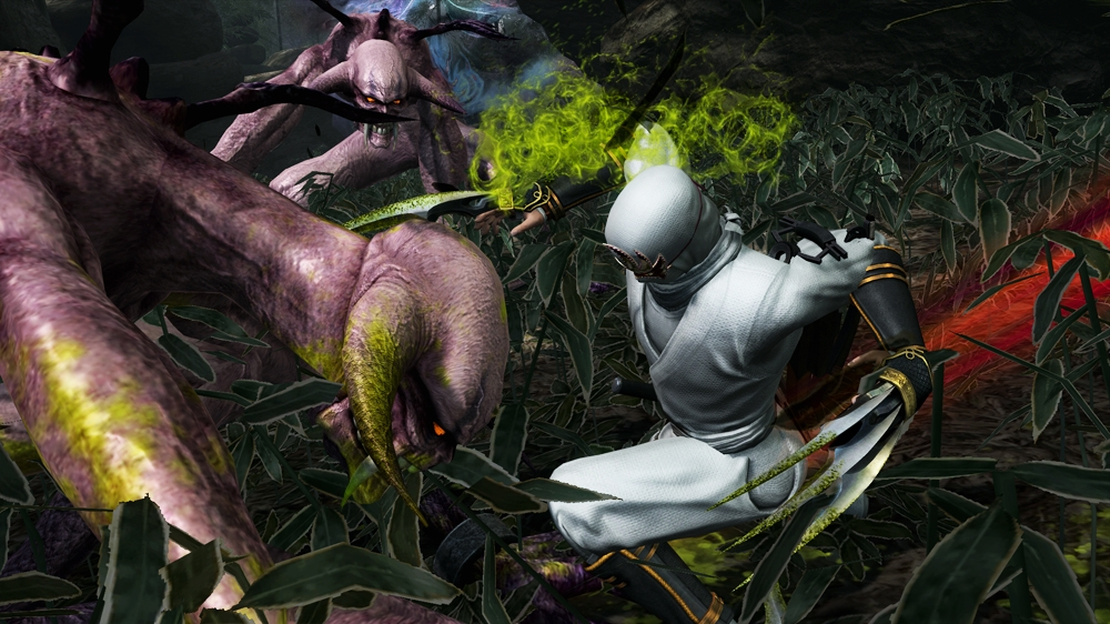 Image from Ninja Gaiden® 3 Acolyte Pack 1