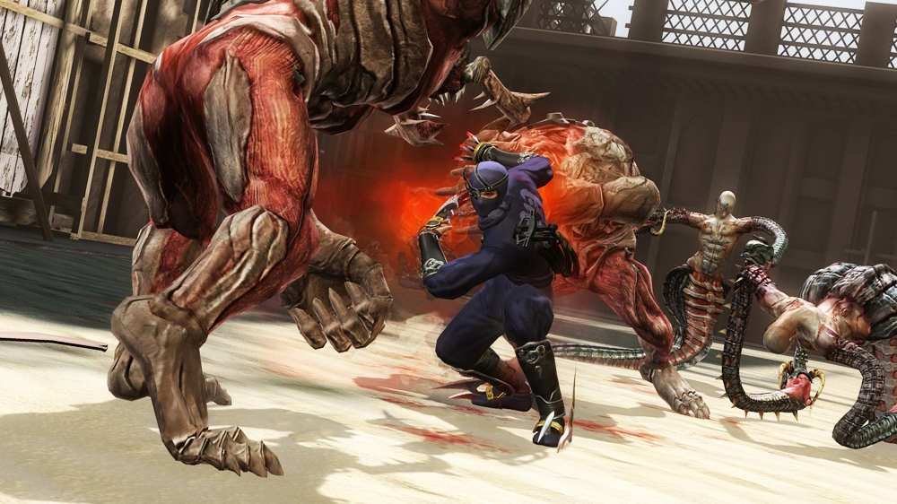 Image from Ninja Gaiden 3 Acolyte Pack 1