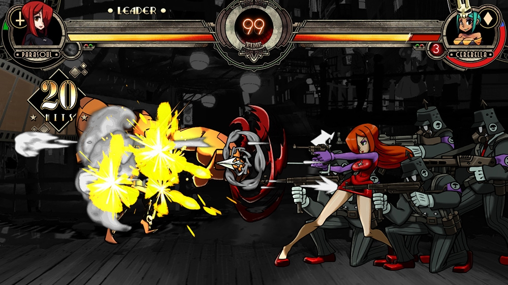 Image from Parasoul Extra Color Palettes
