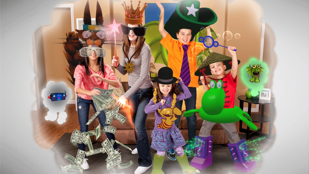 Image from Kinect Party - Full Unlock