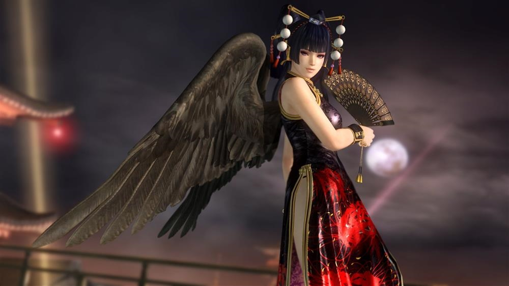 Image from DOA5LR Showstoppers Encore Nyotengu