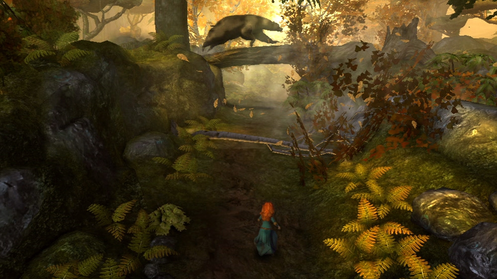 Imagem de Disney/Pixar:  Brave The Video Game - Announcement Trailer