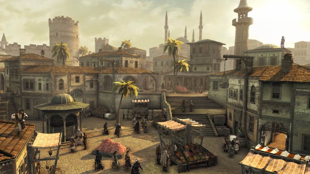 Image from Assassin's Creed Revelations -- Mediterranean Traveler Map Pack Trial