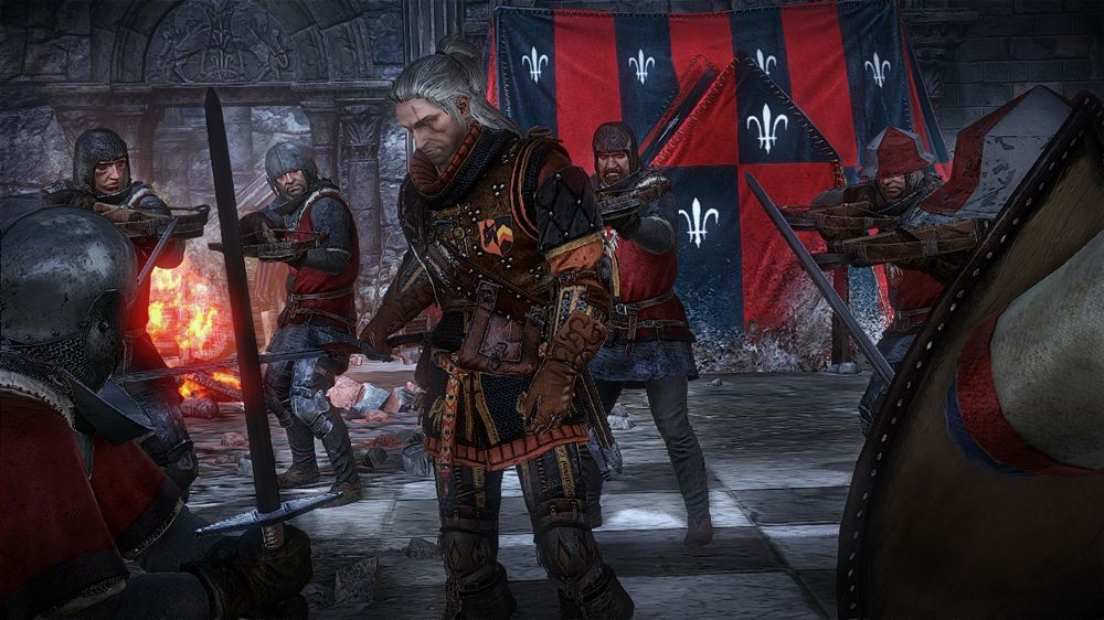 Imagem de The Witcher 2 : Assassins of Kings - CGI Intro
