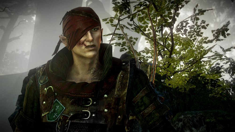Imagen de The Witcher 2 : Assassins of Kings - CGI Intro