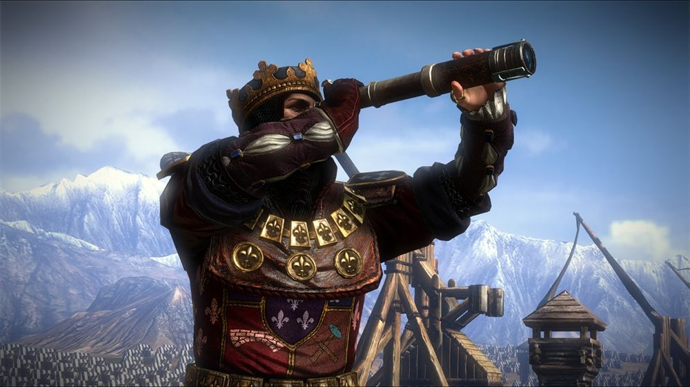 Immagine da The Witcher 2 : Assassins of Kings - CGI Intro