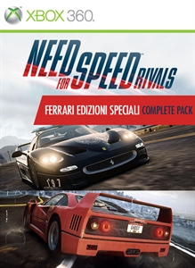 Need for Speed™ Rivals: Pack completo Ferrari Edizioni Speciali