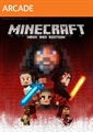 Pack de aspectos de Star Wars Sequel de Minecraft