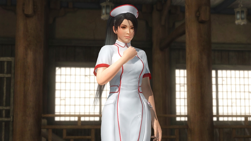 Image from Momiji Nurse Costume