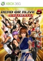 Dead or Alive 5 Ultimate Momiji Christmas Costume
