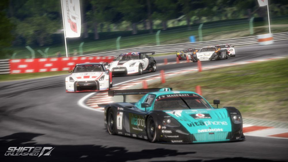 Image from SHIFT 2 UNLEASHED™ Pagani Trailer.
