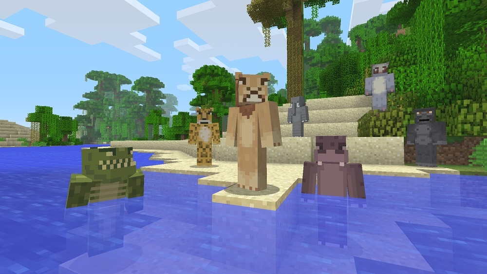 Image from Battle & Beasts Skin Pack