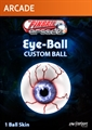 Eyeball Custom Ball