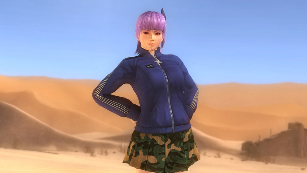 Image from Ayane Workout Clothes