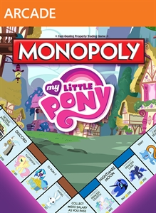 MONOPOLY MY LITTLE PONY DLC