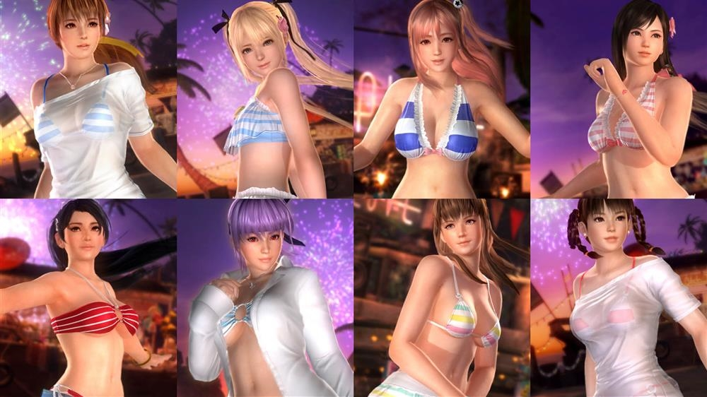 Image from DOA5LR Costume Catalog LR14
