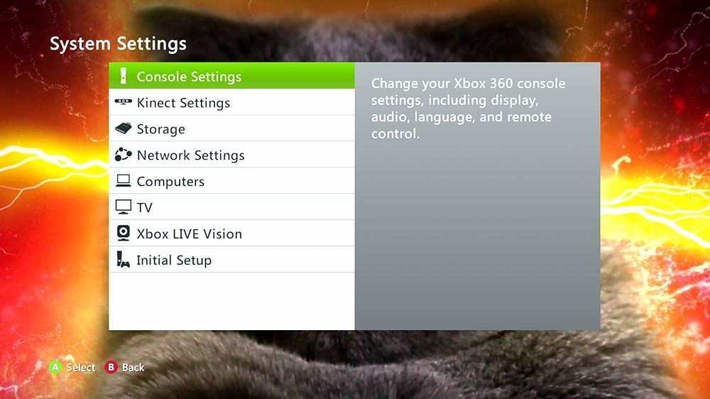 Image from Cat Lasers HD Theme 3