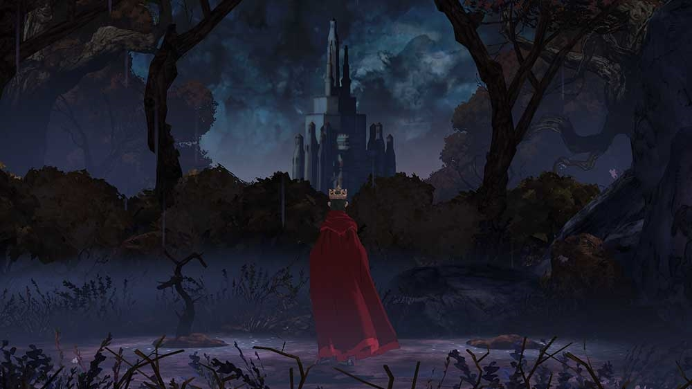 Image de King's Quest - Chapter 3: Once Upon a Climb