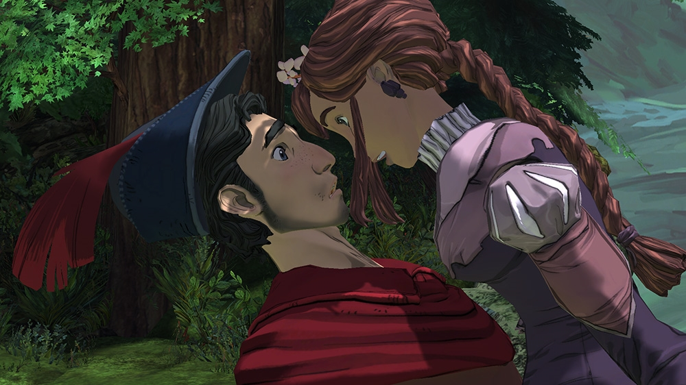 Imagem de King's Quest - Chapter 3: Once Upon a Climb