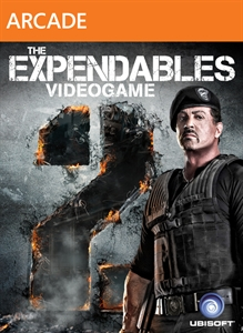 The Expendables 2 Videogame - Barney Ross Full Upgrade