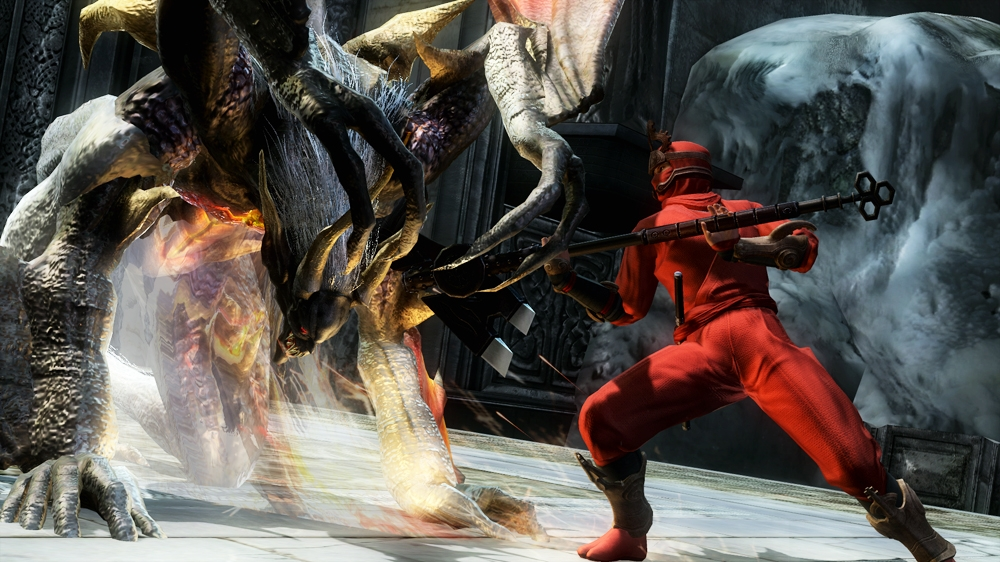 Image from Ninja Gaiden® 3 Mentor Pack 2