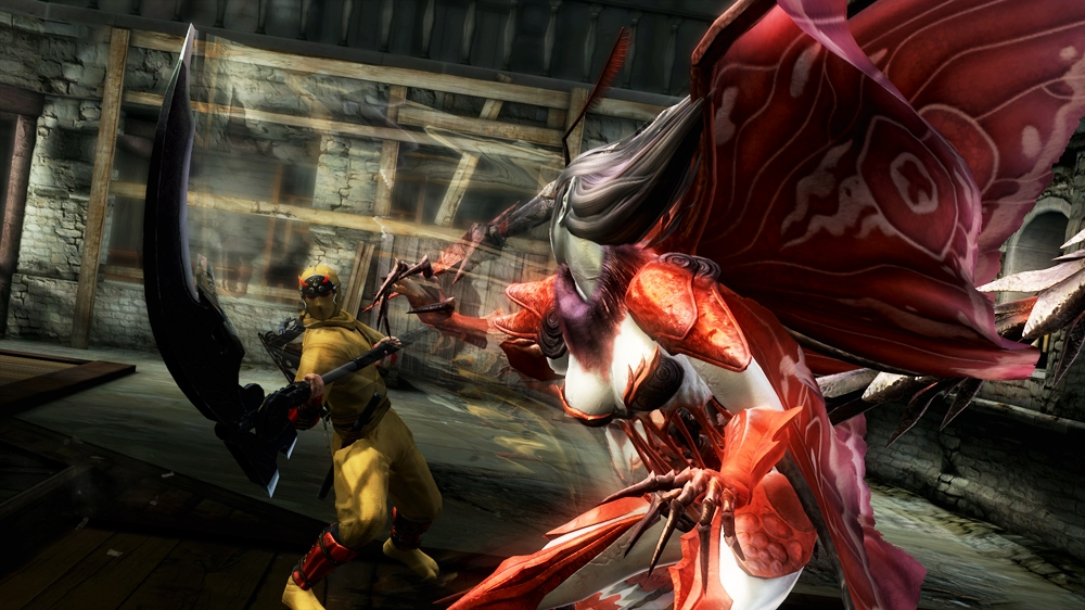 Image from Ninja Gaiden 3 Mentor Pack 2