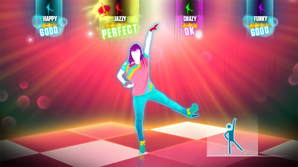 "Image from Just Dance 2015 - ""Want U Back"" by Cher Lloyd Ft. Astro"