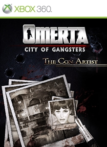 Omerta – City of Gangsters – The Con Artist boxshot