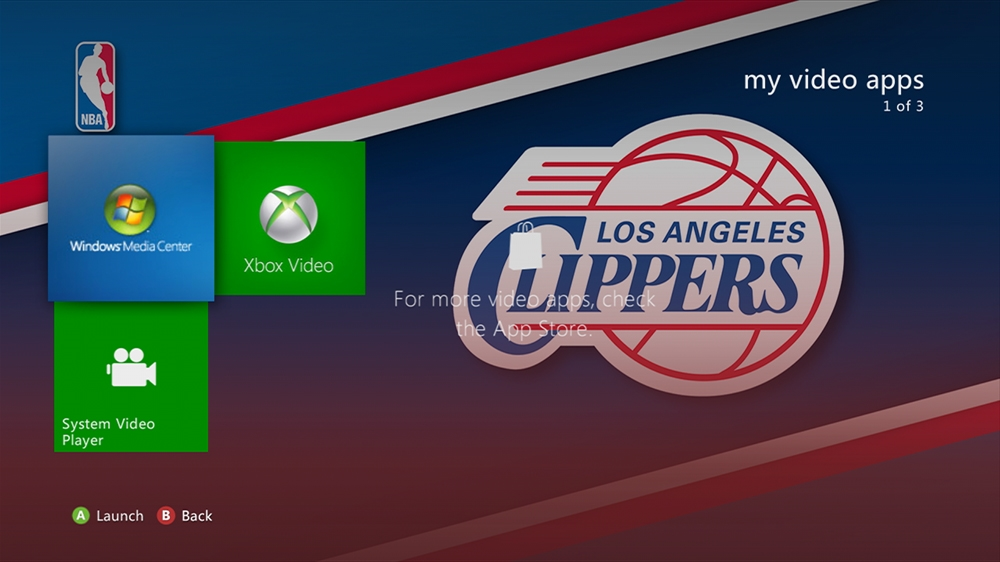 Image de NBA - Clippers Highlight Theme