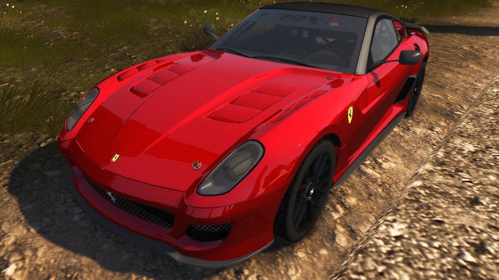 Image from TDU2: Ferrari 599 XX